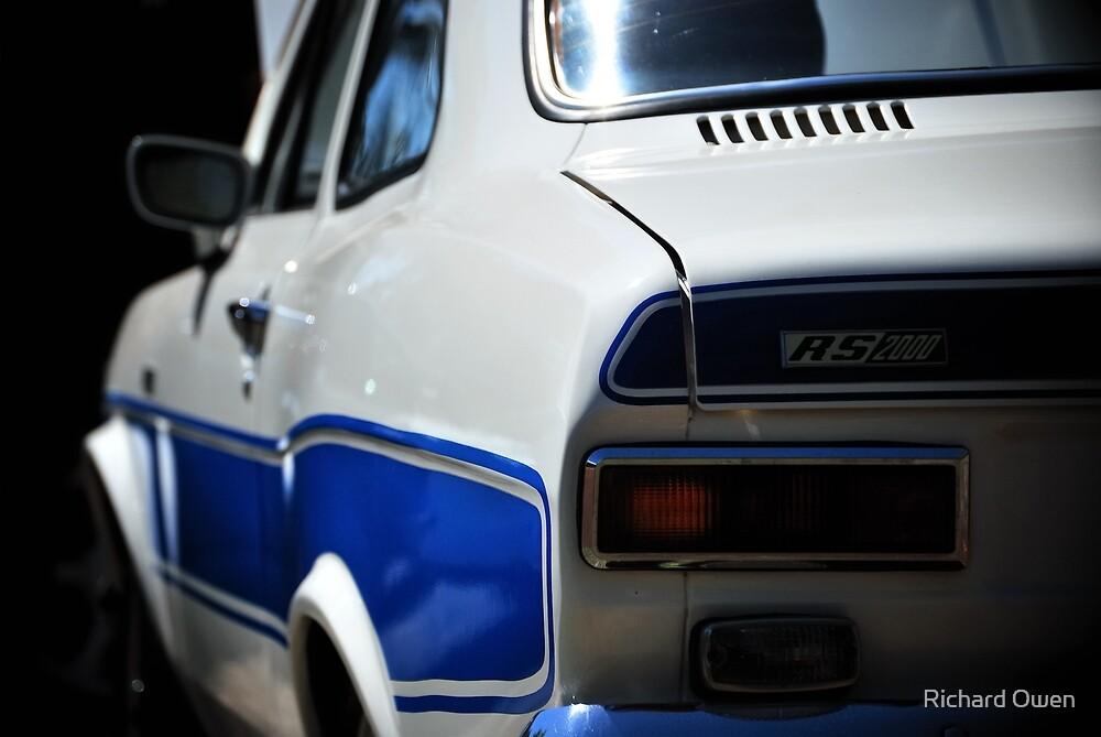 RS2000 Ford Escort by Richard Owen