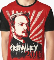 Crowley 2016 - King of Hell Graphic T-Shirt