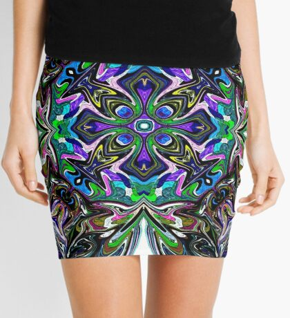 The Center Of Attention Mini Skirt