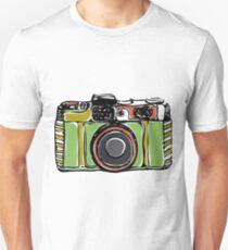 Vintage film camera  T-Shirt