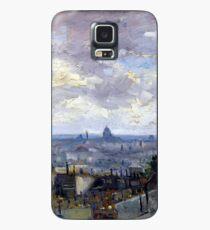 Funda/vinilo para Samsung Galaxy Vincent van Gogh Vista de París