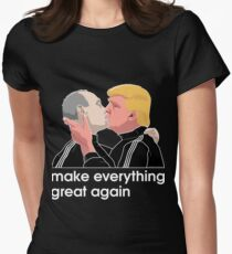 Trump kissing Putin T-Shirt