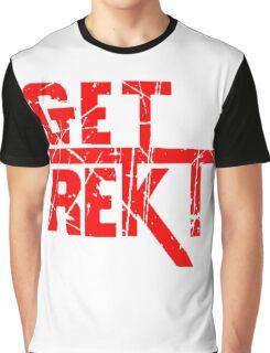 Rekt - ONE:Print Graphic T-Shirt