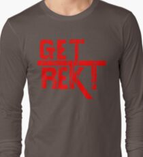 Rekt - ONE:Print Long Sleeve T-Shirt