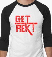 Rekt - ONE:Print Men's Baseball ¾ T-Shirt