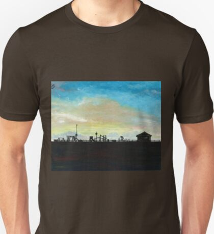 West Hill Playground at Dusk T-Shirt