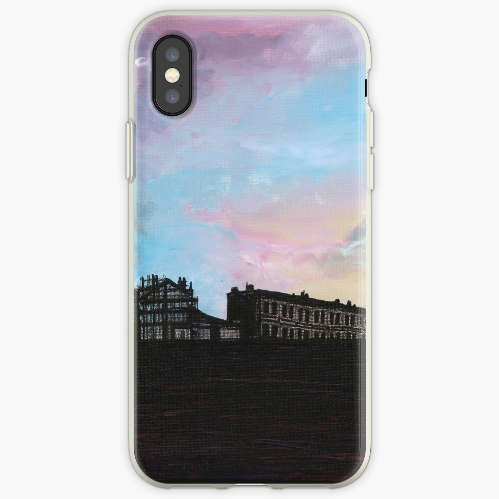 Priory Road at Dusk iPhone Cases & Covers