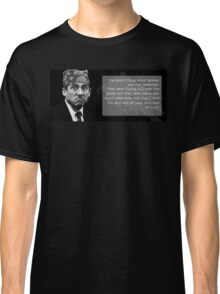 The Office - Prison Mike Classic T-Shirt