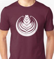 Latte Art Tulip Unisex T-Shirt