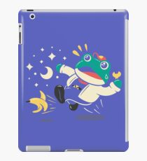 Slipping Toad iPad Case/Skin