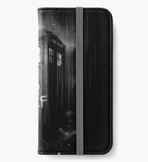 Bad Wolf iPhone Wallet/Case/Skin