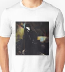Left standing, 2013, 100-100cm, oil on canvas T-Shirt