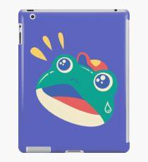 Slipping Toad head iPad Case/Skin