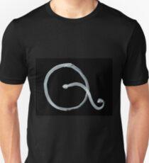 Alchemical Symbols - Manure Inverted Unisex T-Shirt