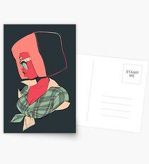 Steven Universe - Country Garnet Cartes postales