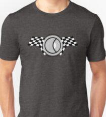 Steve McQueen Solar Productions Sports Car Racing Black Text Unisex T-Shirt