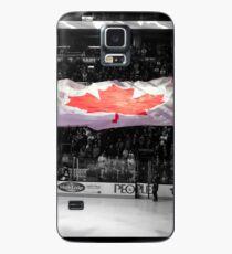 Maple Heart Case/Skin for Samsung Galaxy