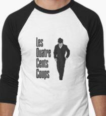 Les Quatre Cents Coups - The 400 Blows Men's Baseball ¾ T-Shirt