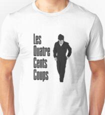 Les Quatre Cents Coups -  The 400 Blows T-Shirt