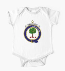 Anderson Clan Badge One Piece - Short Sleeve