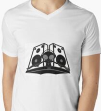 black DJ T-Shirt