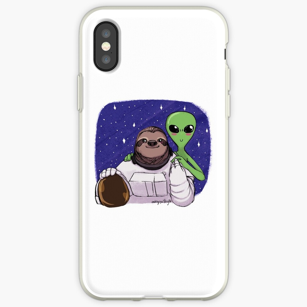 Space Love iPhone Case & Cover