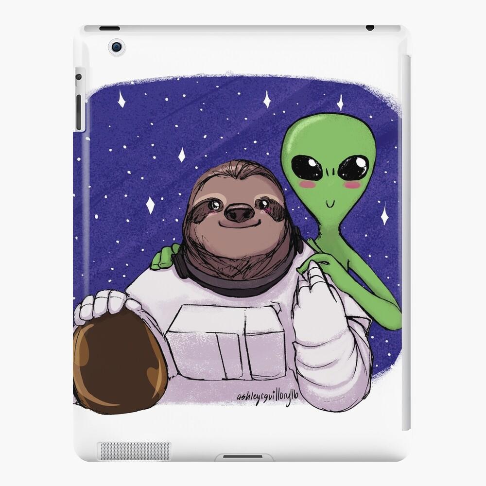 Space Love iPad Case & Skin