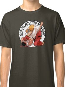 RYU VS KEN - GRACIE JIU-JITSU STYLE Classic T-Shirt