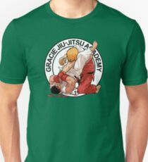 RYU VS KEN - GRACIE JIU-JITSU STYLE Unisex T-Shirt