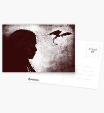 khaleesi Postkarten