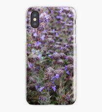 Lavender Flowers iPhone Case/Skin