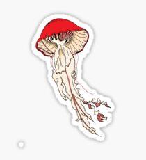 Sea Shrooms  Sticker