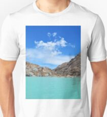 Amazing lake in the mountain T-Shirt