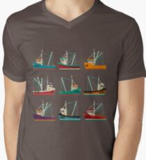 Fishing Trawlers T-Shirt