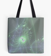 Fractory:  Luminescent Life Tote Bag