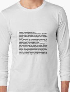 Love Sosa Intro Long Sleeve T-Shirt