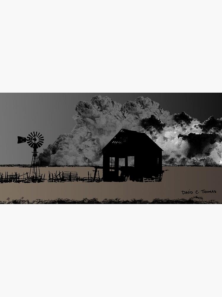 The Dust Bowl 2013 by randomarthouse
