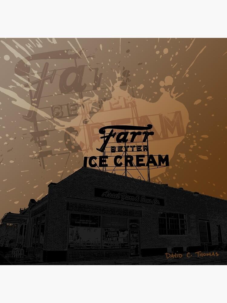 Ice Cream Shop by randomarthouse