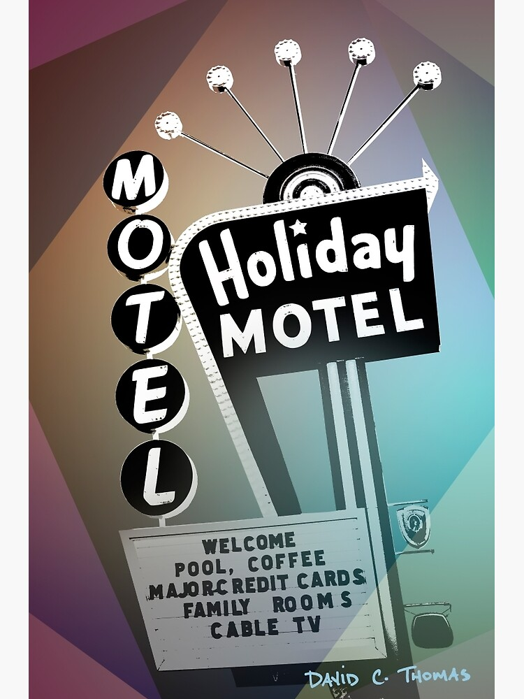 Vegas Motel by randomarthouse