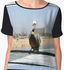 Pelican  Women's Chiffon Top
