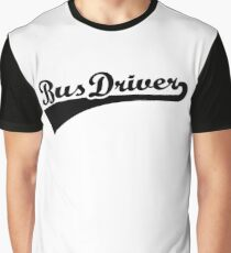 Bus driver Graphic T-Shirt
