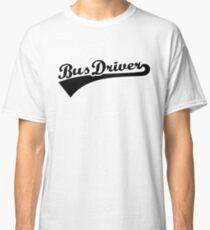 Bus driver Classic T-Shirt