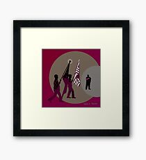 The Scouts 2012 Framed Print