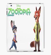 Zootopia Nick & Judy iPad Case/Skin