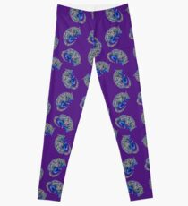 Mosaic Armadillo Leggings