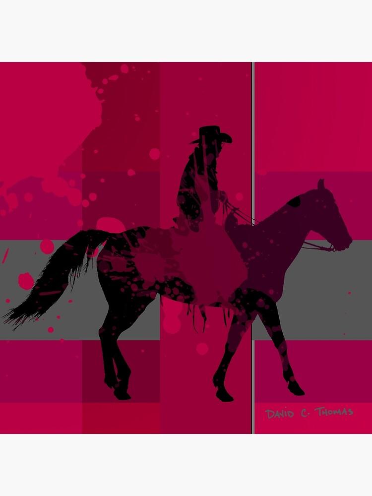 The Horseman 2012 by randomarthouse