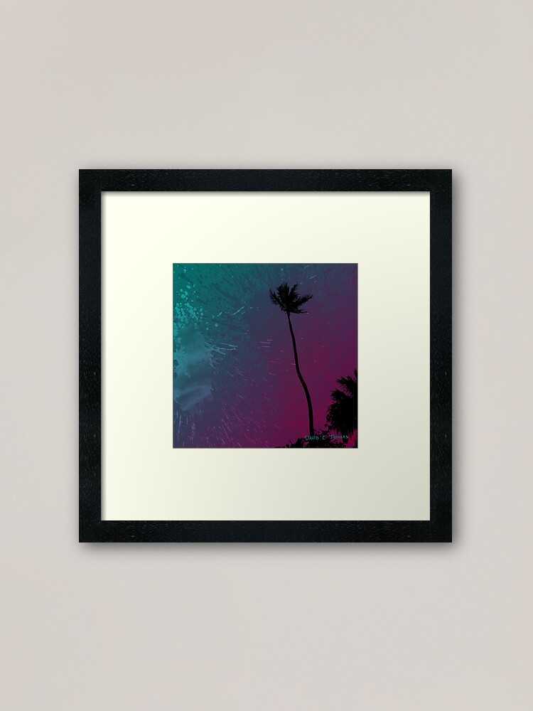 Alternate view of The Palm 2011 Framed Art Print