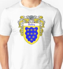 Bailey Coat of Arms/Family Crest T-Shirt