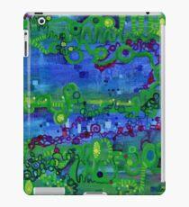 Green Function iPad Case/Skin