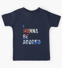 I Wanna Be Adored -The Stone Roses Kids Clothes